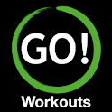 Go! Workouts: Interval Timer & Exercises (HIIT) icon
