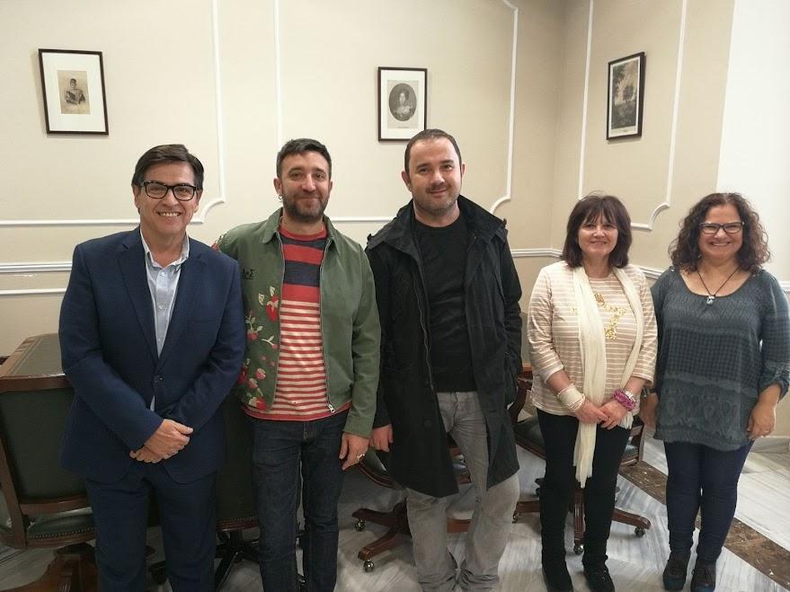 Els Artistes Latorre i Sanz I el Dissenyador Internacional Okuda Plantaran la Falla Gran Municipal 2018