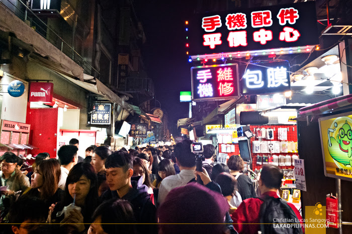 Taipei Day Tour DIY Shilin Night Market