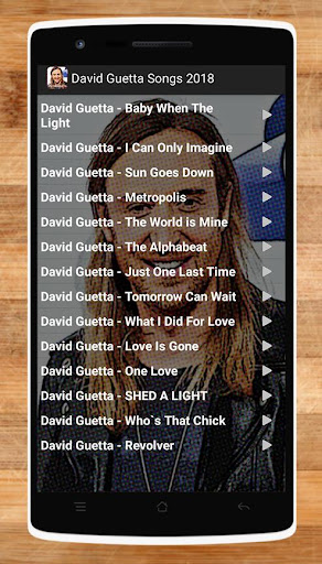David Guetta Songs 2018