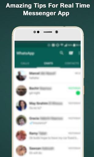 New WhatsApp Messenger Tips for PC