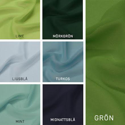 Chiffong Polyester - flera färger