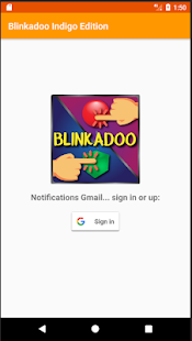 Blinkadoo Indigo Release- screenshot thumbnail