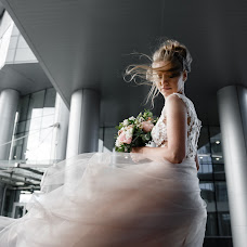 Wedding photographer Konstantin Solodyankin (Baro). Photo of 13.08.2018