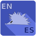 HedgeDict English-Spanish icon