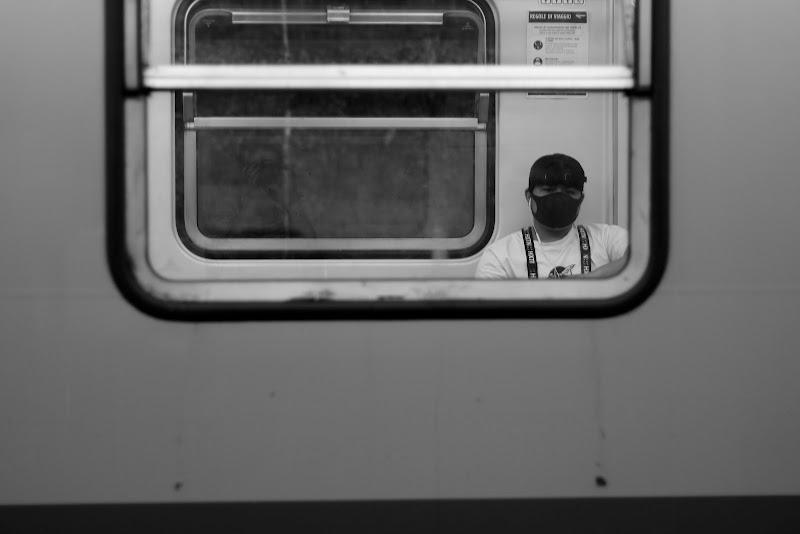 La finestra sulla metro di Chiara Cuminetti