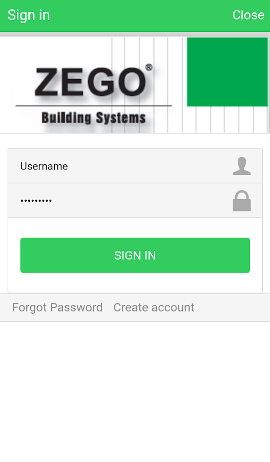 ZEGO Building Systems ICF- screenshot