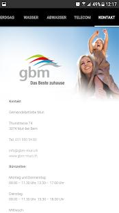 GBM Muri - náhled