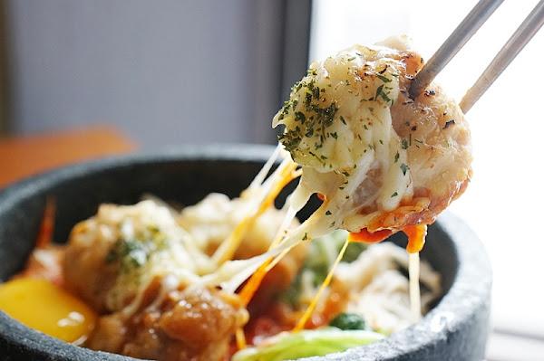 四米大石鍋拌飯專賣 焦香鍋巴超誘人|台北韓式料理、韓式拌飯推薦|附四米大菜單