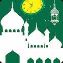 Azanic- Prayer Times, Qibla, Quran, Dua, Tasbeeh icon