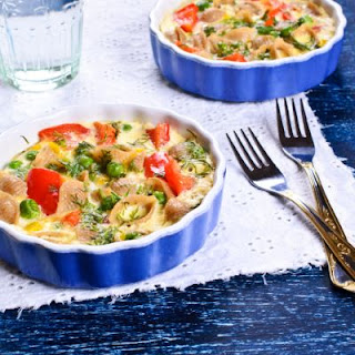 Classically Creamy Tuna Noodle Casserole Recipe