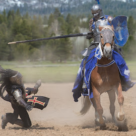 Joust by Sarah Hart - Sports & Fitness Other Sports