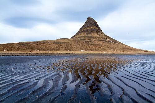 by Ron Kreml - Landscapes Mountains & Hills ( tides, iceland, winter, tide )