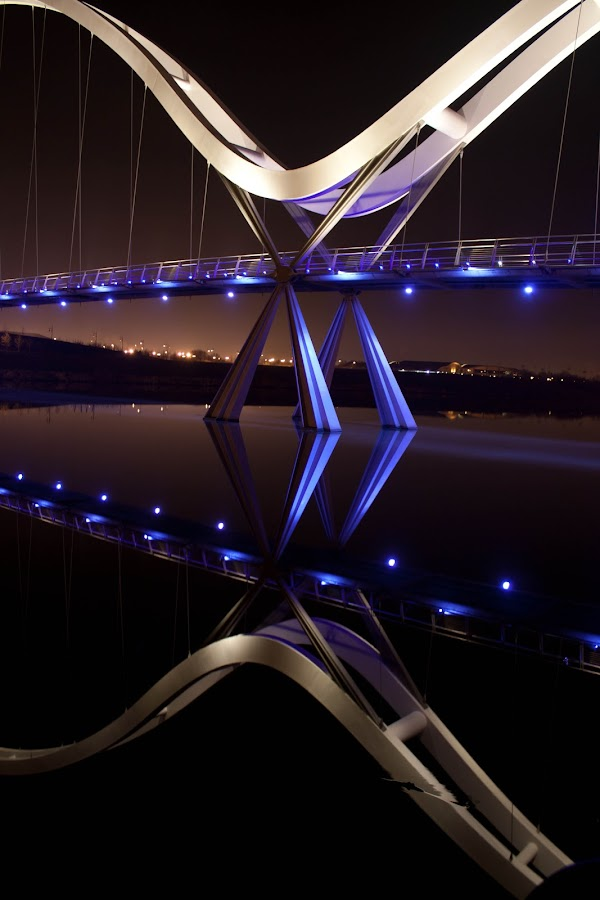 by Rob Colclough - Buildings & Architecture Bridges & Suspended Structures