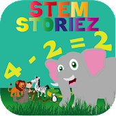 STEM Storiez - Countdown Zoo