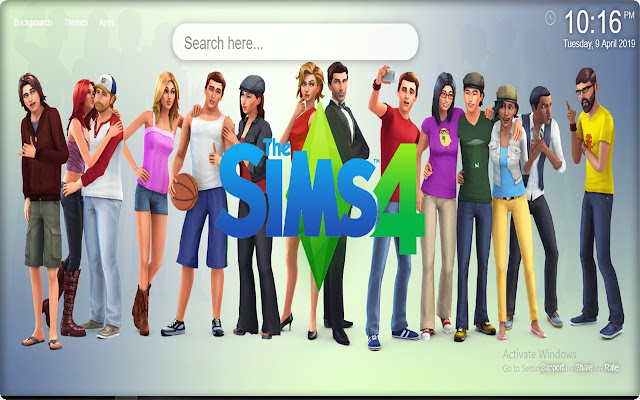 Los Sims 4 Se Juntan Wallpapers De Juegos Hd