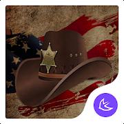 American Cowboy Style theme & HD wallpapers