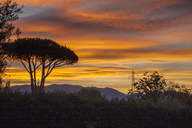 I colori dell'alba di albertocastagnaphoto