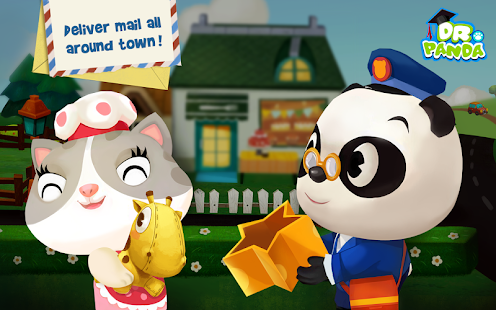 Dr. Panda Mailman- screenshot thumbnail