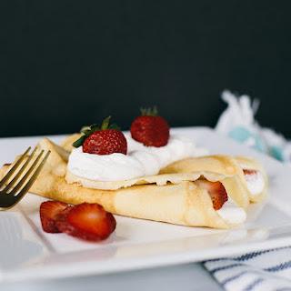 Dessert Crepes.