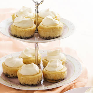 Baileys Cheesecakes.
