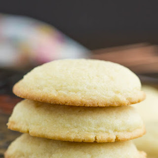 Scratch-Made Easy Sugar Cookies Recipe
