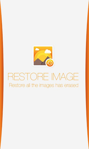 Restore deleted Photos Image