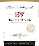 Beaulieu Vineyard Rutherford Cabernet Sauvignon