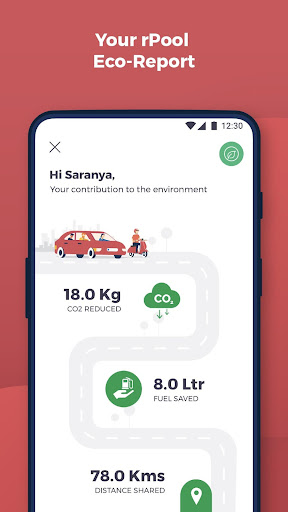redBus - rPool Online Bus Ticket Booking App India screenshot 8