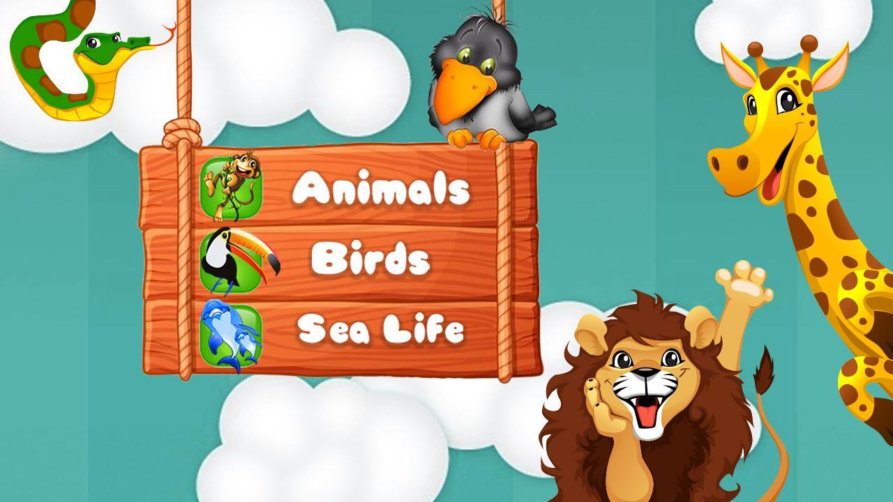 Uncategorized Free Kids Jigsaw Puzzles animal jigsaw puzzles free kids games android apps on google play screenshot