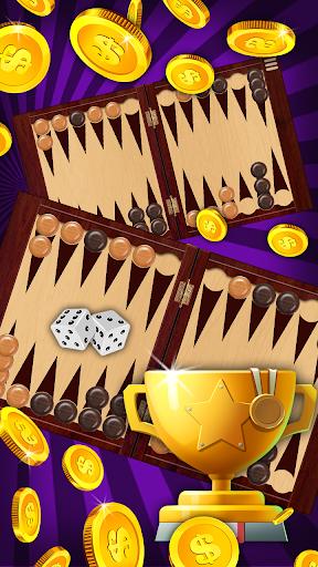 Backgammon online and offline 1.2.0 screenshots 2