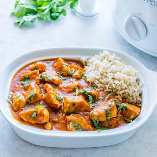 Slow-Cooker Chicken Tikka Masala Recipe