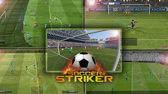 Soccer Striker Champs - 2016 screenshot