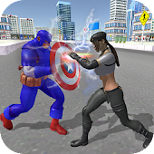 Tải Game Amazing Captain Hero Fighting Fun
