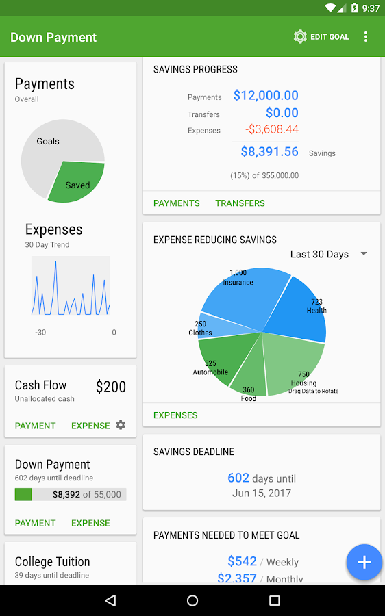 Saving Made Simple Money App Android Apps On Google Play