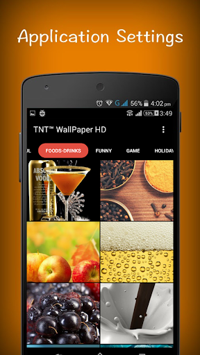 TNT™ Wallpapers HD Free