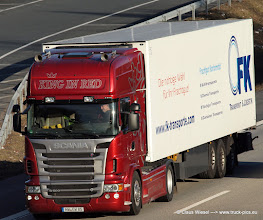 Photo: R 500 King in Red  -----> just take a look and enjoy www.truck-pics.eu