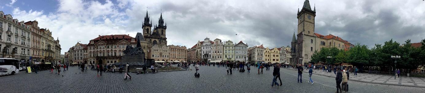 Ez itt most Prága 10. rész - Barangolás az Óvárosi téren