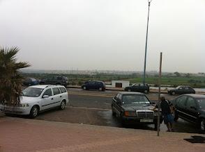 Photo: De partout on te lave ta voiture pour 10 dirhams