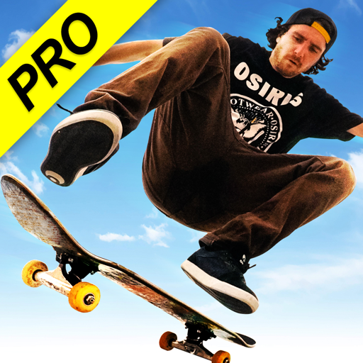 Skateboard Party 3 Pro Icon