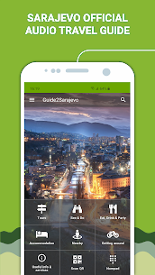Guide2Sarajevo – Sarajevo Audio Travel Guide 1.13.4 Mod APK Download 1