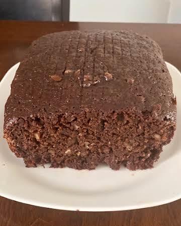 Chocolate Quick Bread for bread maker