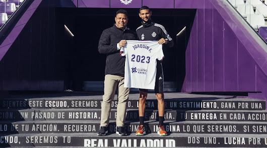 Joaquín Fernández vuelve a sacar nota en Primera