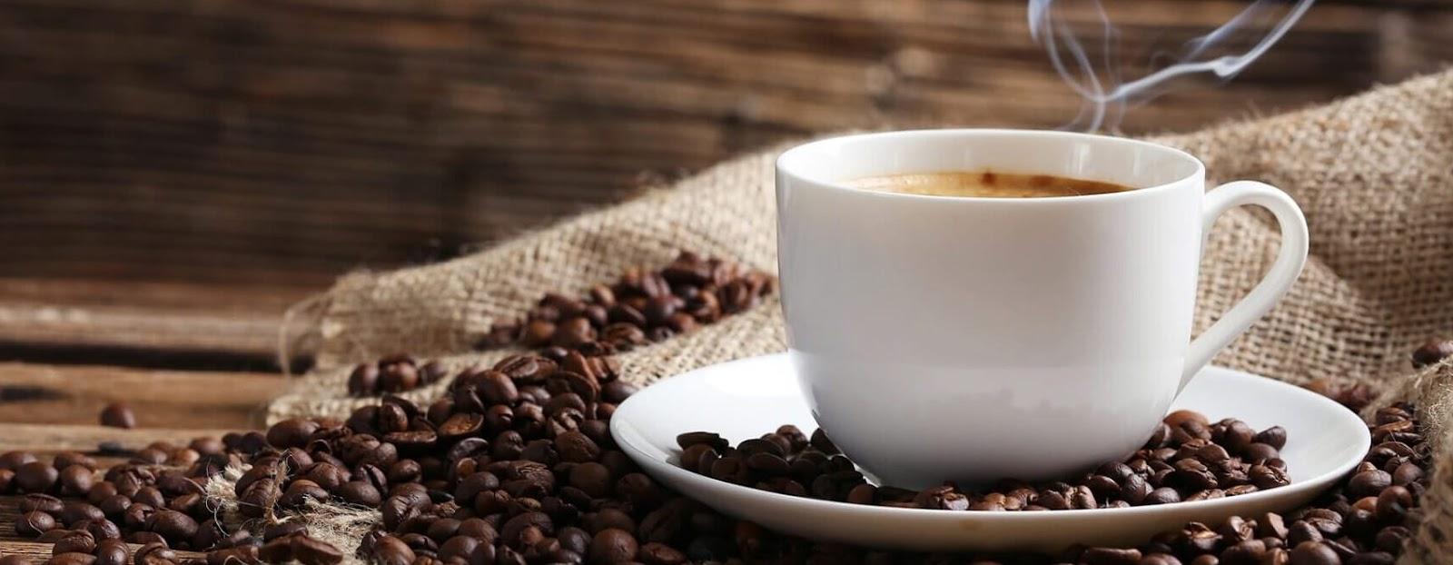 Characteristics of the taste of Robusta coffee