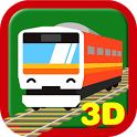 Touch Train 3D icon