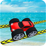 Impossible Monster Car Games Icon