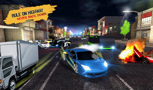 Highway Car Driving : Highway Car Racing Game 1.7 8