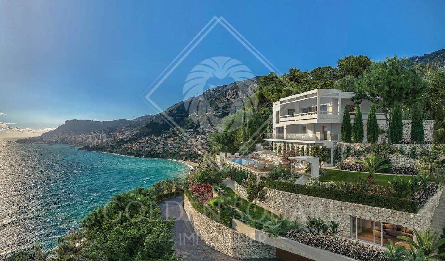 Villa with pool and garden Roquebrune-Cap-Martin