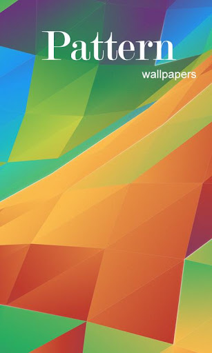 Fun Pattern Wallpapers