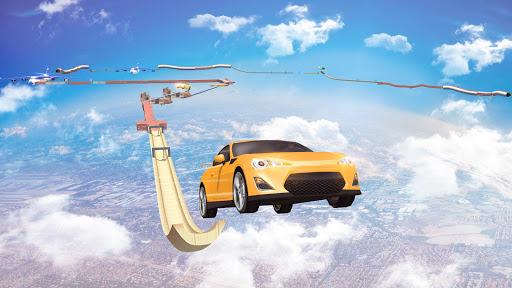 Mega Ramp Car Stunts Racing : Impossible Tracks 3D android2mod screenshots 14